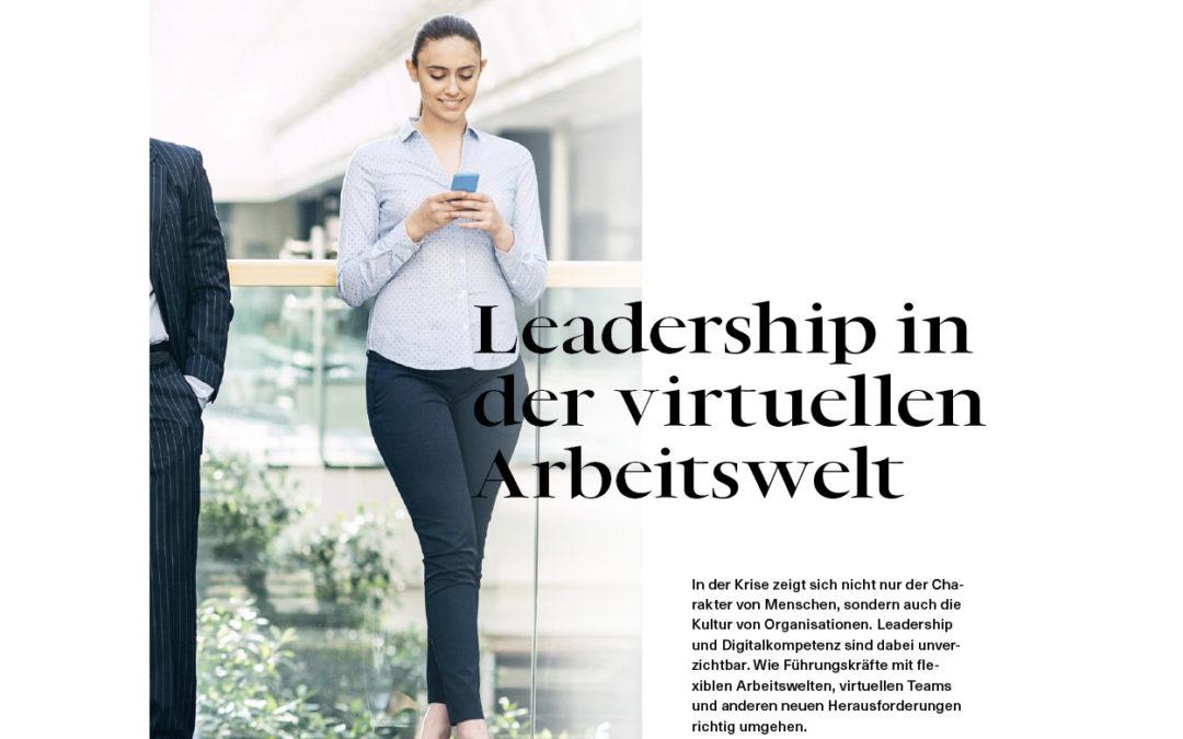 Leadership in der virtuellen Arbeitswelt